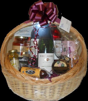 Firelands Winery Gift Basket